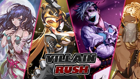Villain Rush- screenshot thumbnail