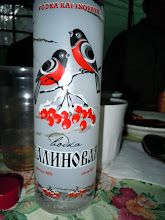 Photo: Bullfinch vodka