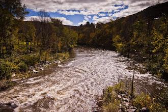 Photo: Queechee River, Taftsville