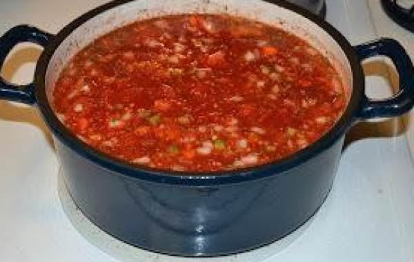 Italian Sauce Recipe