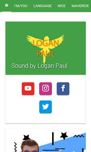 Logan Paul Soundboard - náhled