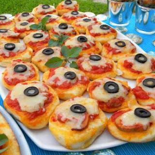 Thick Mini Pizza