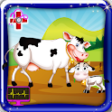 Cow Pregnancy Doctor Care icon