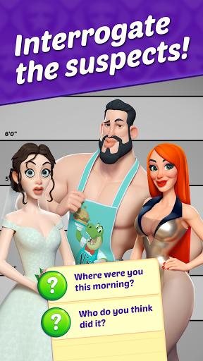 Small Town Murders: Match 3 Crime Mystery Stories filehippodl screenshot 19