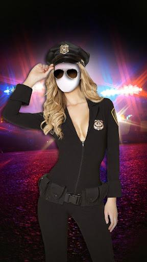 女警西装图片编辑器|玩攝影App免費|玩APPs