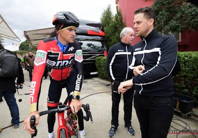 Klaas Lodewyck wordt de nieuwe ploegleider bij Deceuninck-Quick.Step