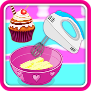 Game Baking Cupcakes - Cooking Game APK for Windows Phone