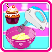 Cooking Game - Baking Cupcakes