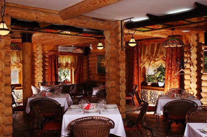 Фото №7 зала Зал ресторана