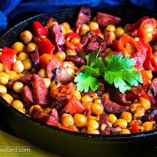 Ensalada De Garbanzos Recipe