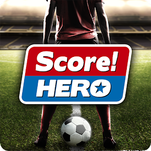 Score! Hero icon do jogo