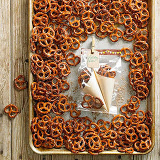 Cinnamon Pretzels Without Yeast Recipes.