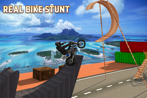 Stunt Bike Racing Master 3D, Bike Games 2019 screenshot 2
