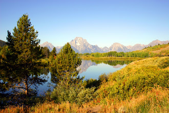 Photo: Oxbow Bend in the Fall - Grand Teton National Park, Wyoming