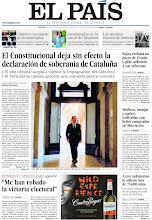 """Photo: El Constitucional deja sin efecto la declaración de soberanía de Cataluña, Rajoy rechaza un pacto de Estado y pide la adhesión a sus reformas, médicos, monjas y padres traficaban con bebés comprados en Marruecos y Henrique Capriles: """"Me han robado la victoria electoral"""". http://ep00.epimg.net/descargables/2013/05/09/b31694ed7006b13467e222793565de22.jpg"""