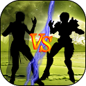 Shadow Fighting Superhero War 🕴️ icon