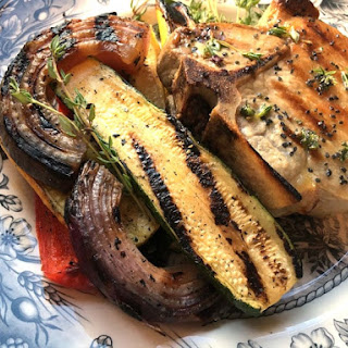 How to Make Grilled Vegetables.