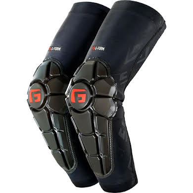 G-Form Pro-X2 Elbow Pads: Black Embossed