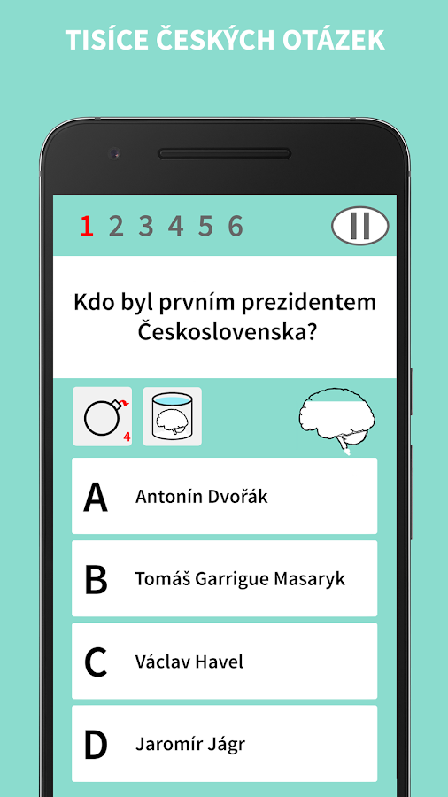 Mozkovna- screenshot