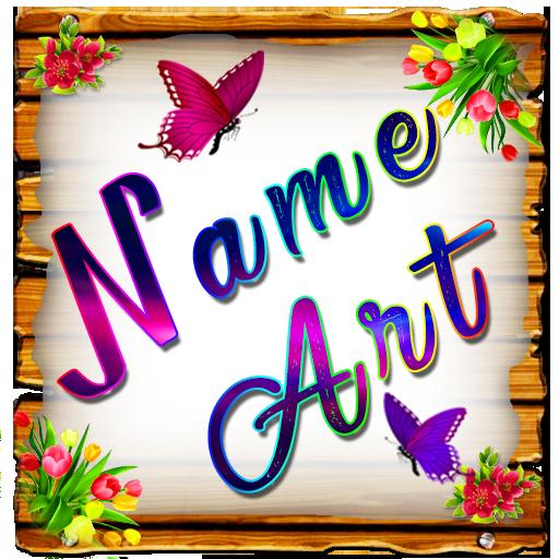 Name Art Editor - Write Text on Photos