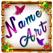 Name Art Photo Editor - Focus n Filter