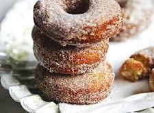Spicy Baking Powder Doughnuts Recipe