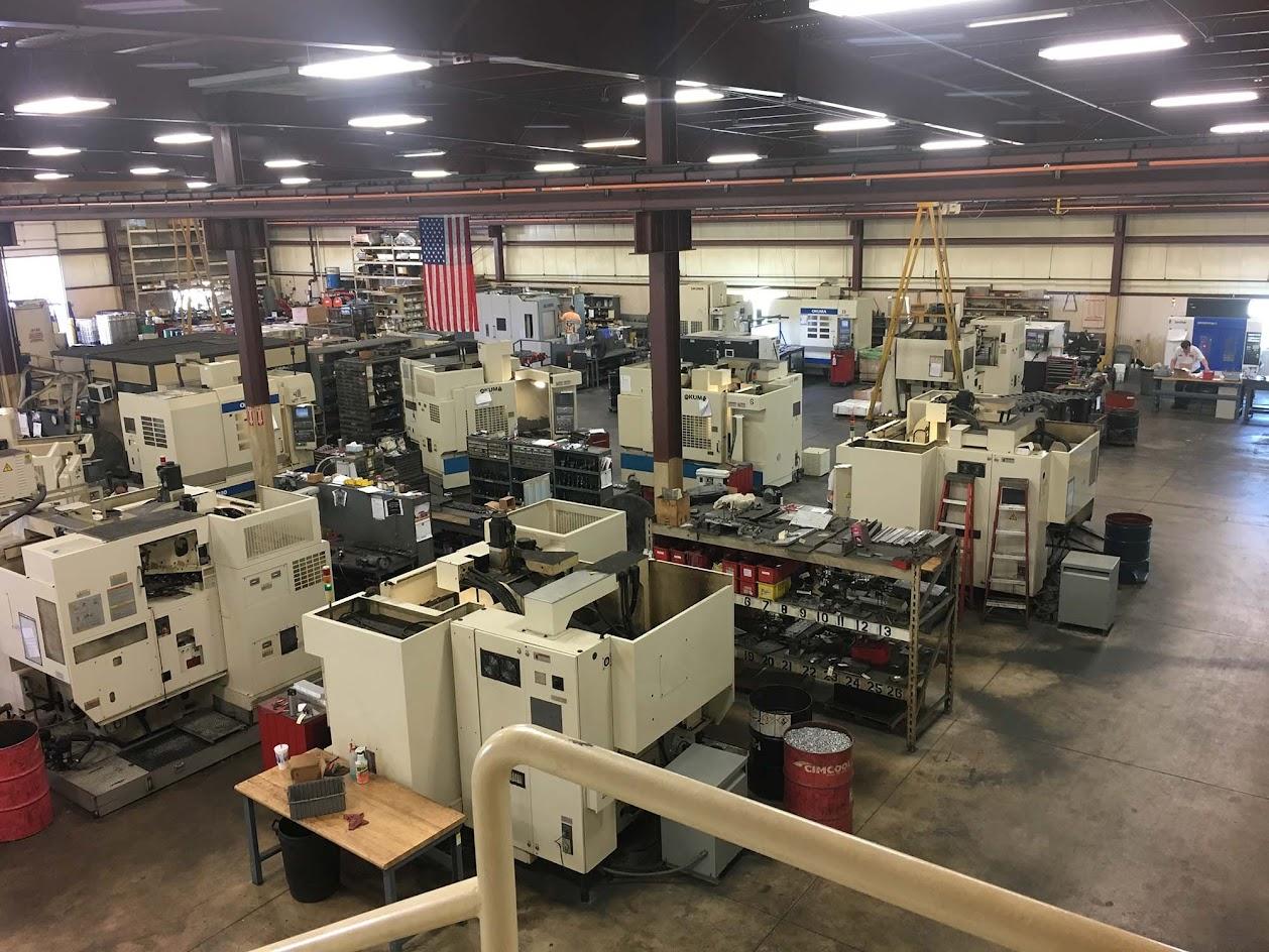 Американская компания-субподрядчик A&B Machine and Design использует CAD/CAM-комплекс EDGECAM
