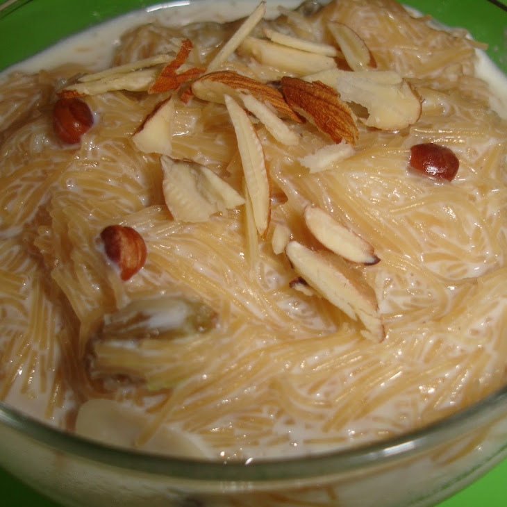 Easy Sawaiyan Kheer Recipe With Microwave