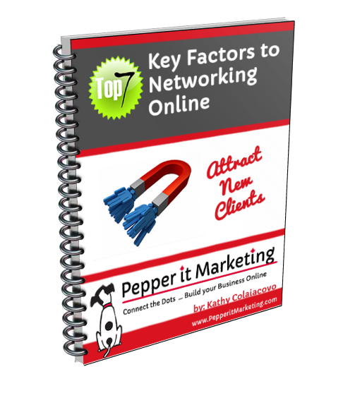 Free Download Top 7 Factors To Networking With Social Media