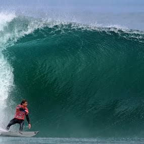 Dean Morrison by Paul Kennedy - Sports & Fitness Surfing ( surfing, surfer )