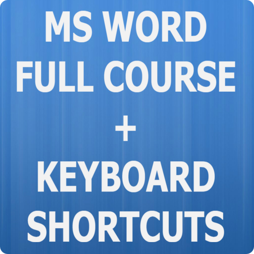 Learn MS Word Course & Keys