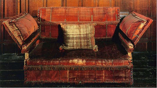 The Most Famous Sofa is No More!