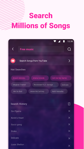 Free Music Plus - Music Tube 1.1.4 app download 5