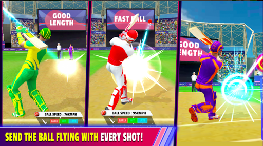 Cricket Clash PvP apkslow screenshots 9