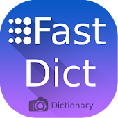 English-Arabic Fast Dictionary