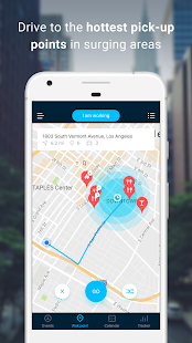 RYDAR – Assistant for rideshare driver-partners- screenshot thumbnail