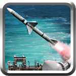 Warship Missile Assault Combat Icon