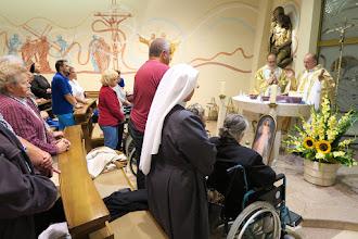 Photo: Sv. omša v slovenskej kaplnke v Krakove