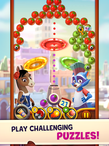 Bubble Island 2 - Pop Shooter & Puzzle Game screenshots 9