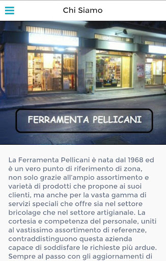 Ferramenta Pellicani