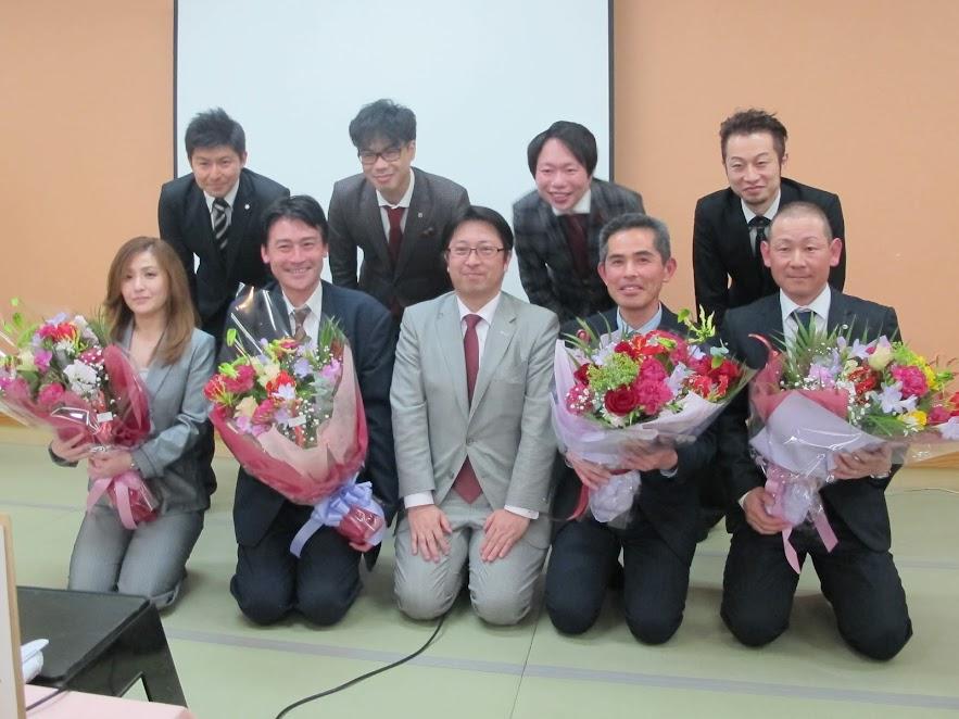 3月例会・卒会者を囲む会