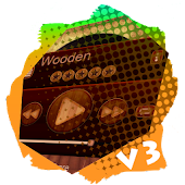 Wooden PlayerPro Skin