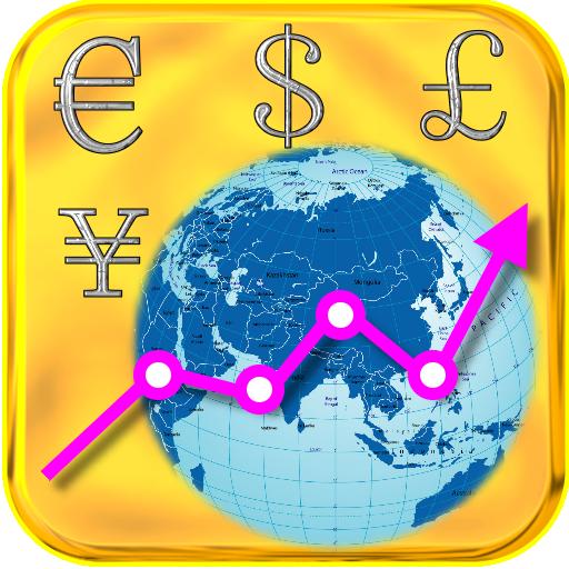 Currency Converter - World 財經 App LOGO-硬是要APP