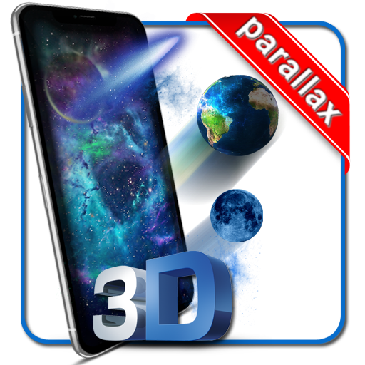 3d parallax galaxy theme app android apk by no 1 3d theme