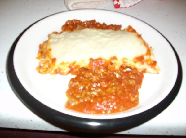 Upside Down Pizza Recipe