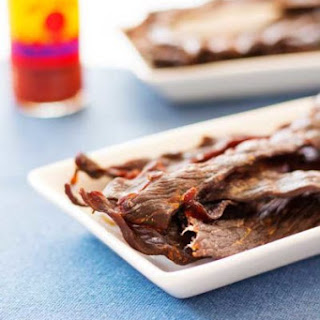 Homemade Oven Beef Jerky