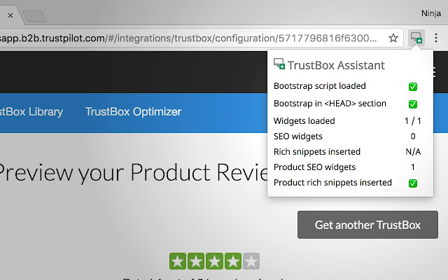 TrustBox Assistant