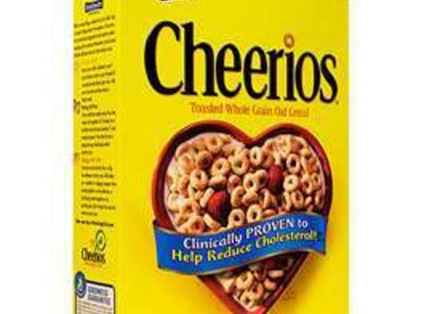 Cheerio Clusters Recipe