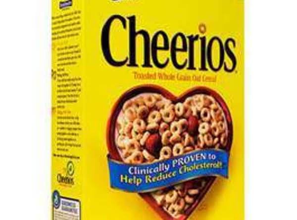 Cheerio Clusters Recipe
