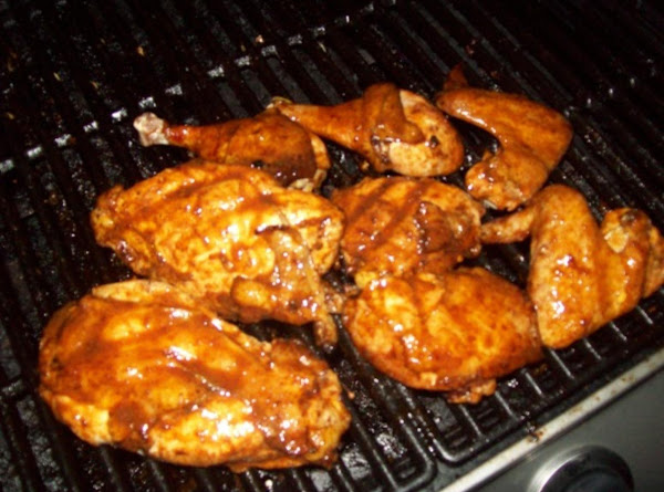 Papa's Grilled Chicken With A Twist !!!! Recipe
